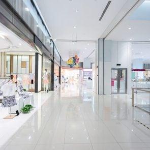 empty mall coronavirus covid19 stores jobs