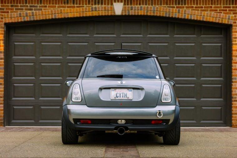 Custom Mini Cooper S