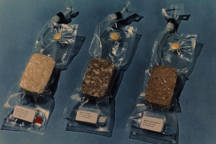 Space Food for Astronauts
