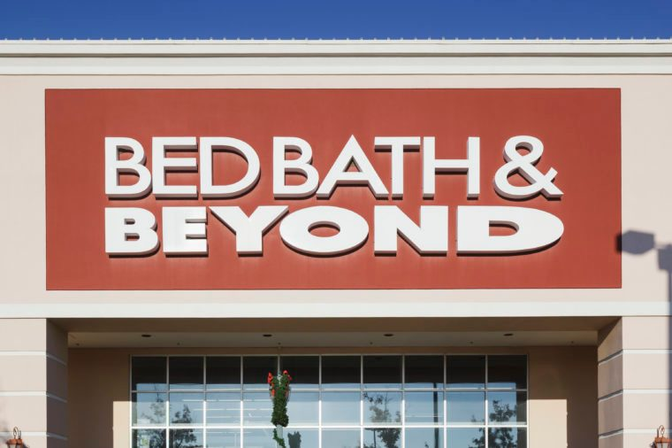 A Bed Bath and Beyond Store in Louisville Kentucky.