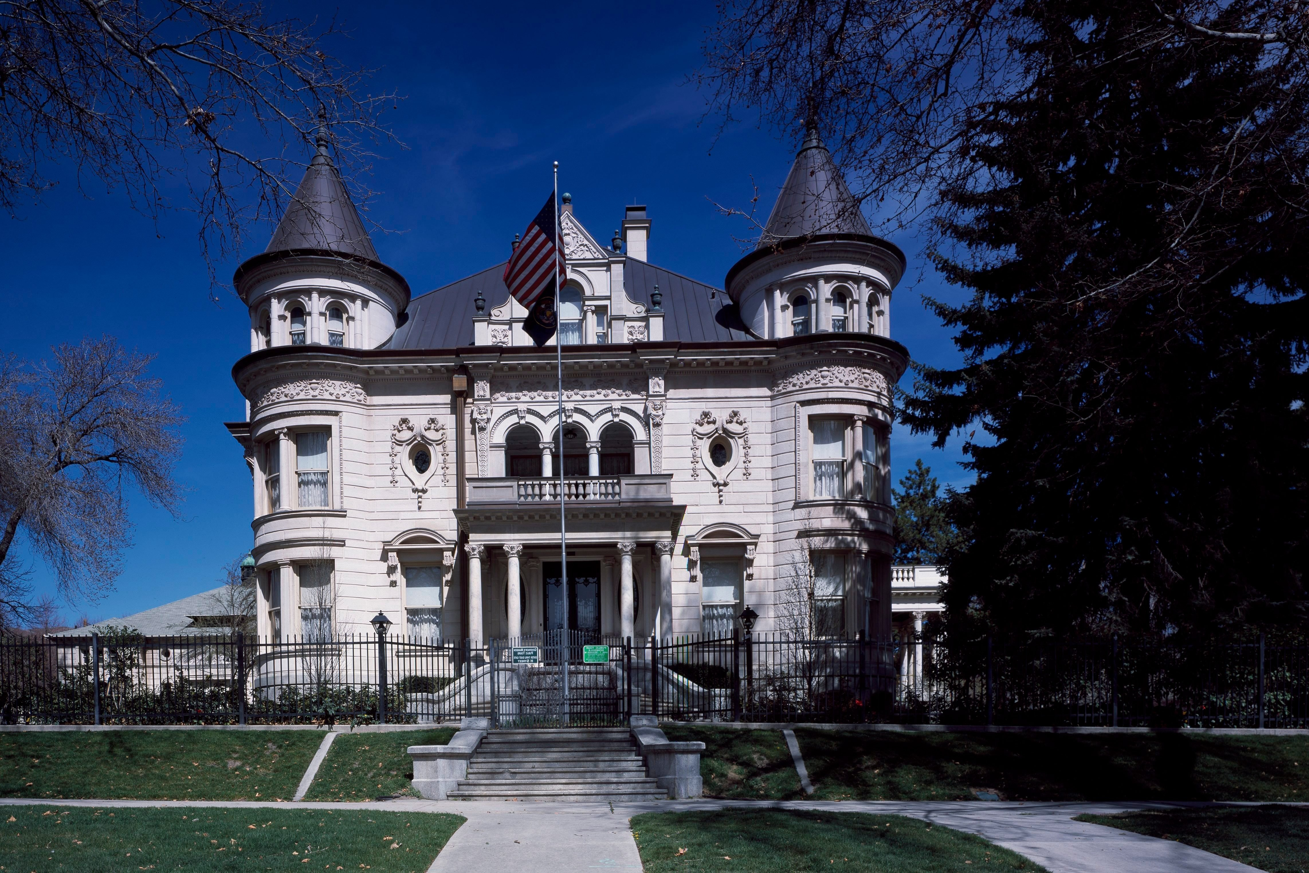 Governor Mansion, Salt Lake City, Utah