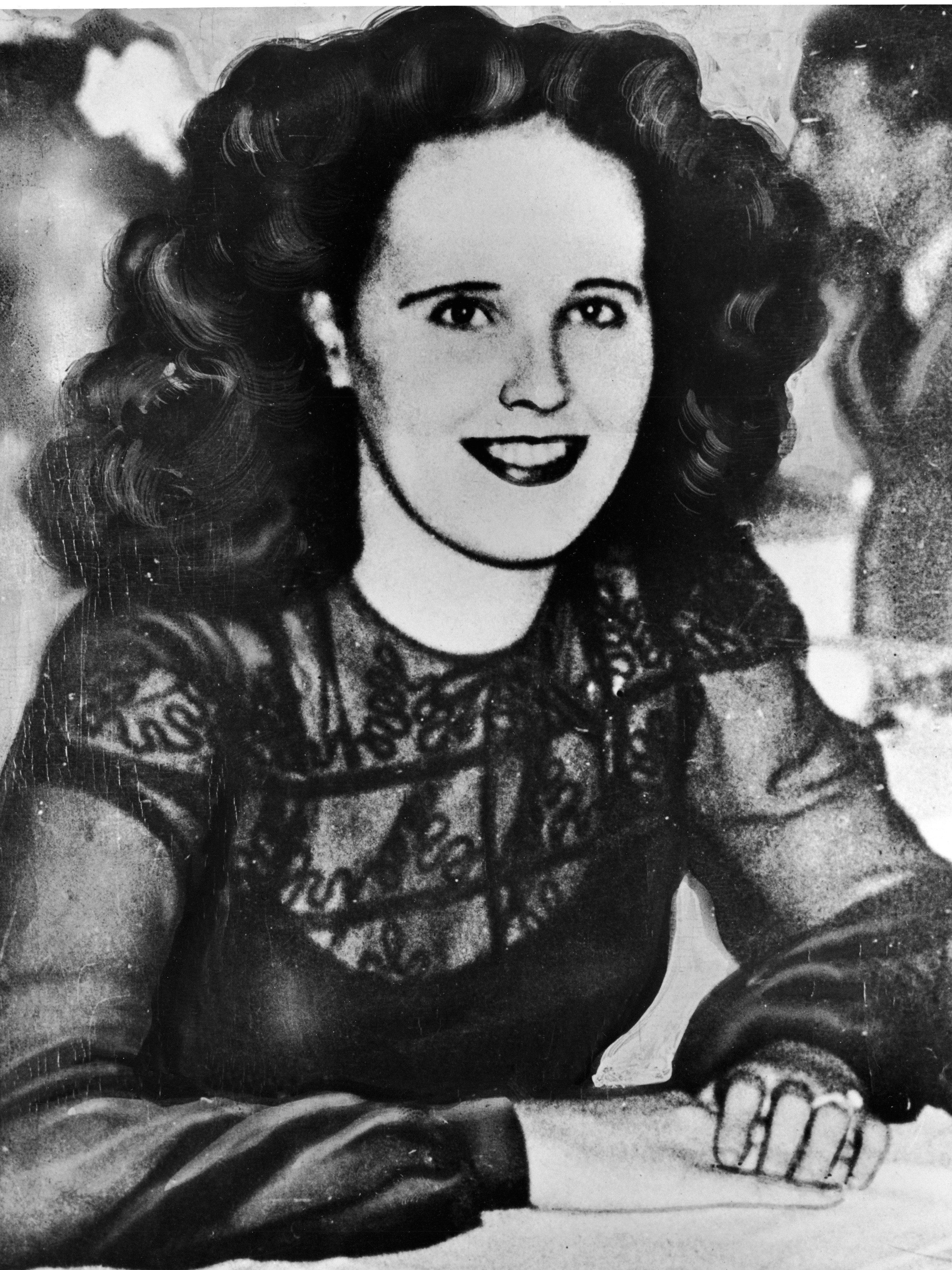 Elizabeth Short Portrait