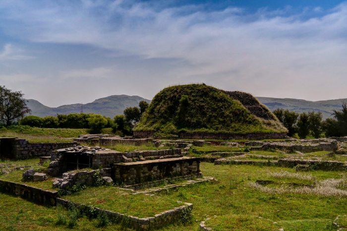 Taxila ruins, Pakistan