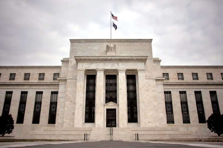 Federal Reserve Lowers Key Rate By Three Quarters Of A Point