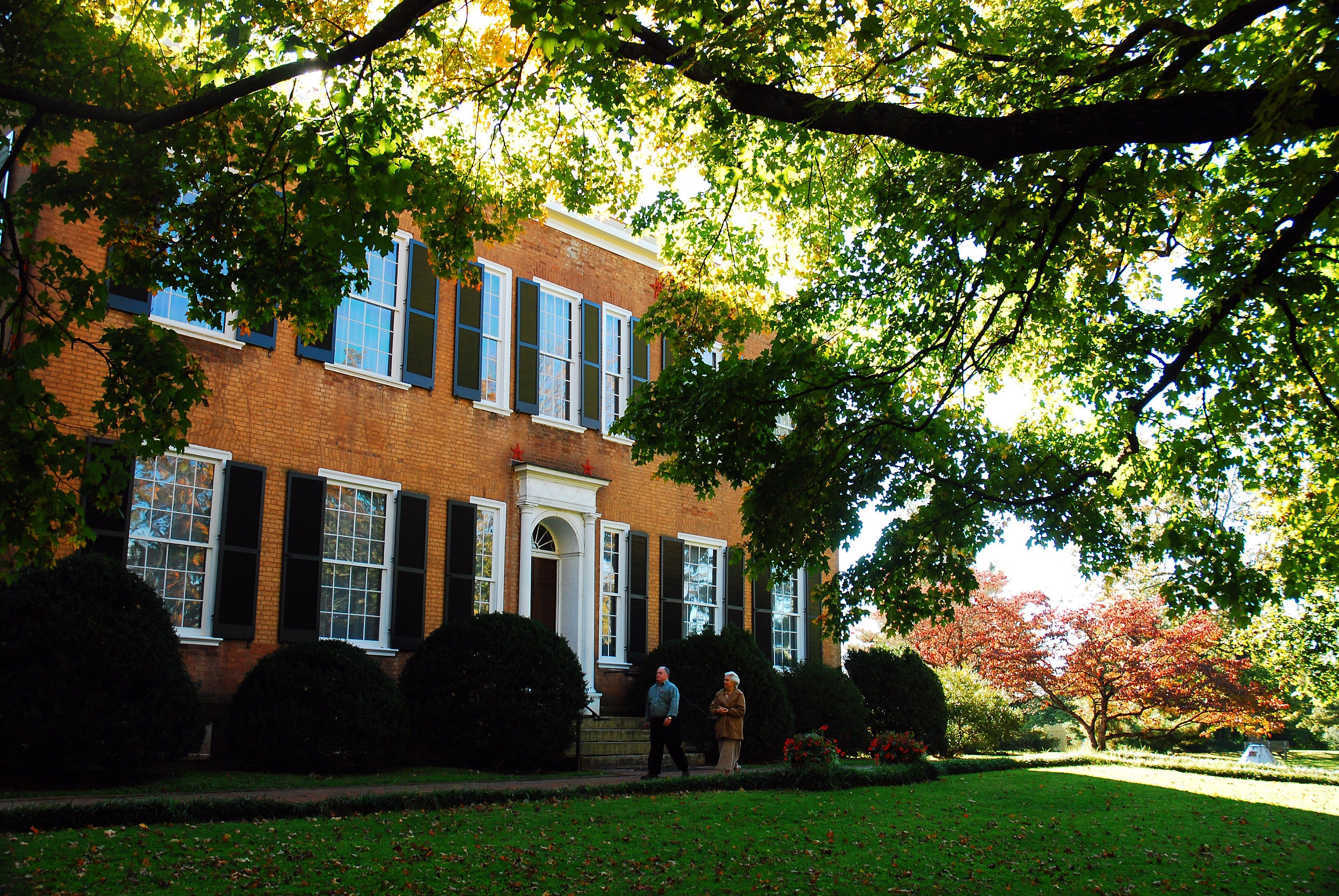 Federal Hill, Inspiration for the Stephen Foster Song My Ol Kentucky Home