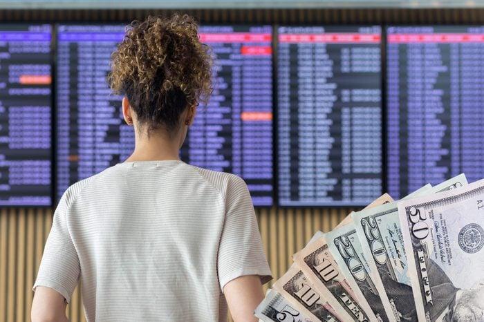 overbooking flight voucher