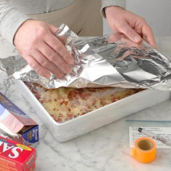 How to Freeze Lasagna the Right Way