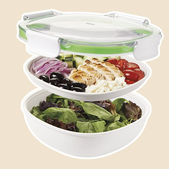 OXO Good Grips Leakproof On-The-Go Salad Container