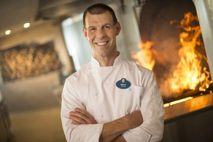 Chef Brian Piasecki, Walt Disney World's Concept Development Culinary Director