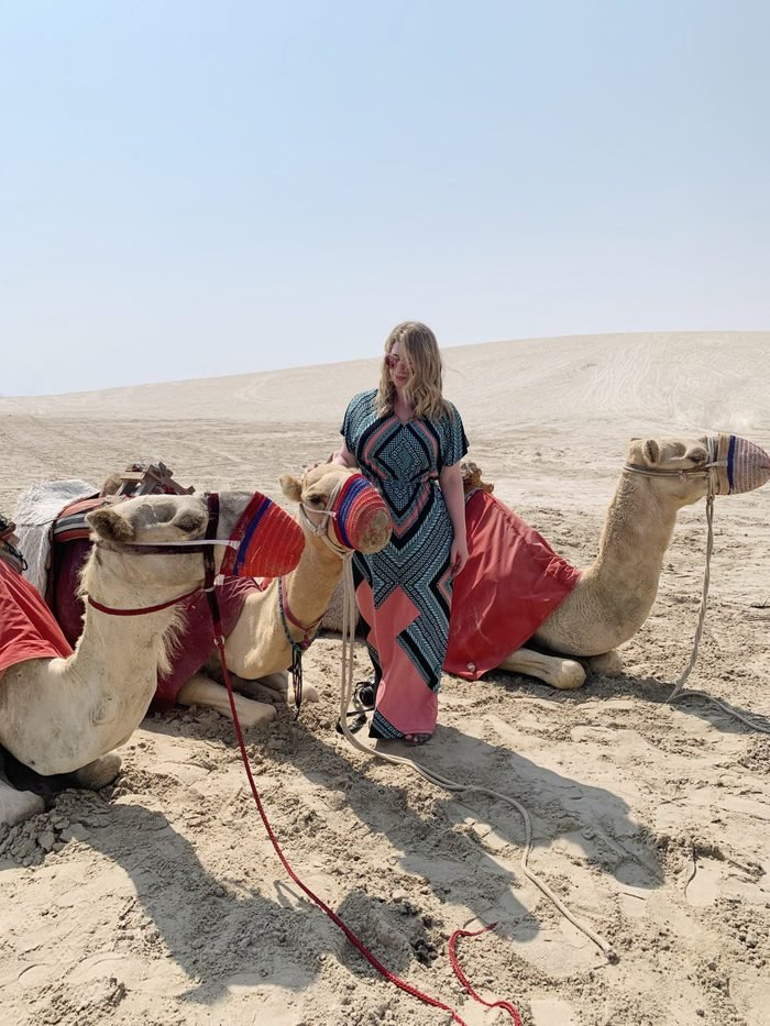 qatar Wendy Rose Gould travel mistakes