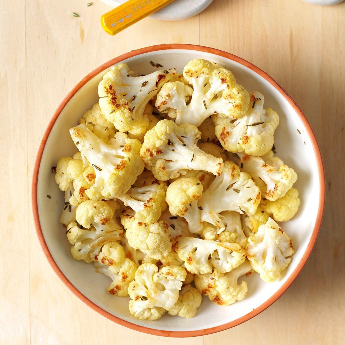 taste of home roasted cauliflower