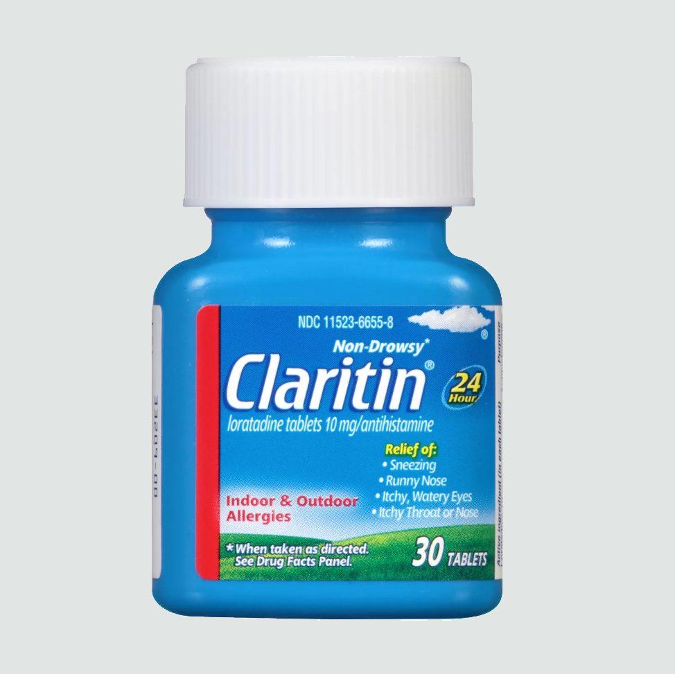 claritin allergy