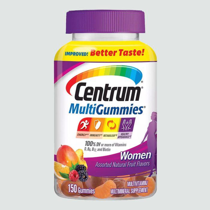 centrium gummy vitamins