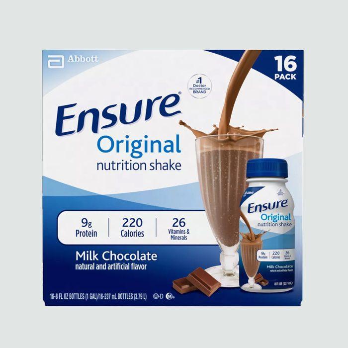 ensure shake