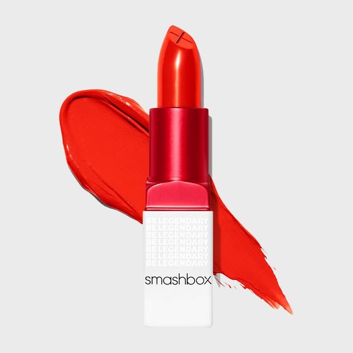 Smashbox Be Legendary Prime And Plush Lipstick In Unbridled