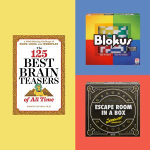 14 Brain Games That Will Help You Get Smarter During Self-Quarantine