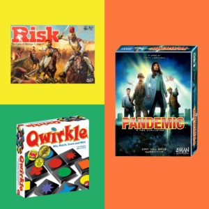Best-Reviewed Board Games to Play While in Self-Quarantine