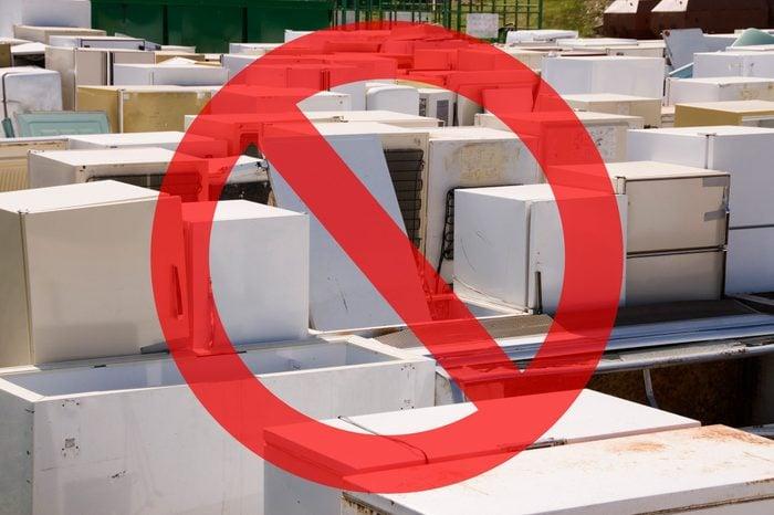 appliances trash hazard dangerous chemicals