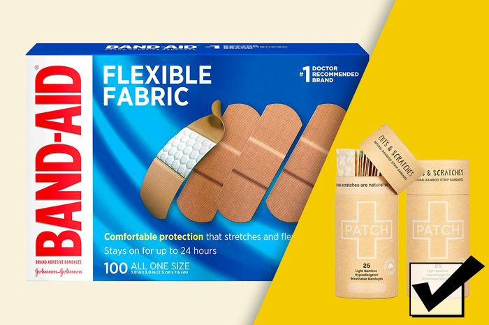 what to use instead of band aid brand