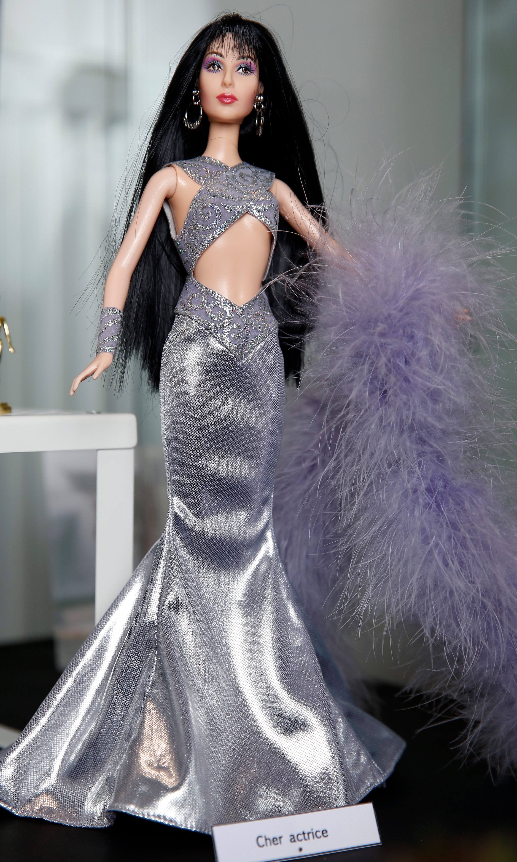 cher barbie doll barbie expo