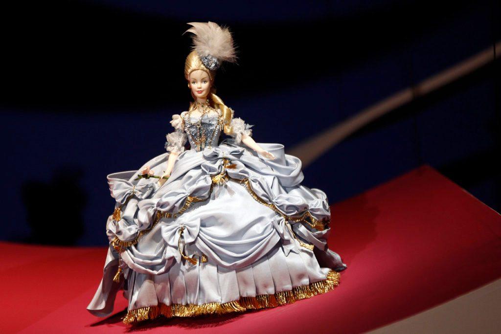 marie antoinette doll barbie expo