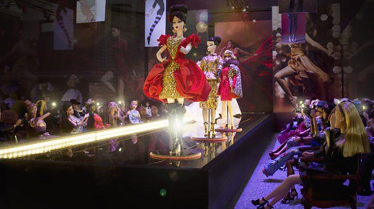 barbie runway barbie expo