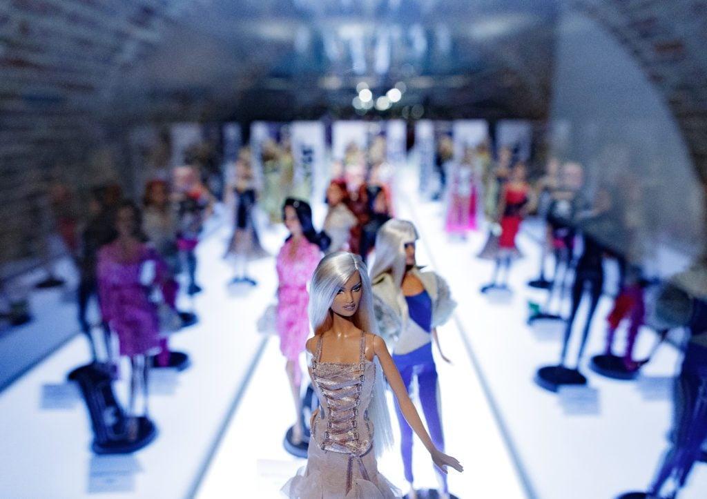barbie exhibition