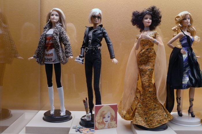 andy warhol barbie doll barbie expo