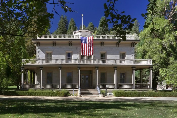 Nevada: The Bowers Mansion