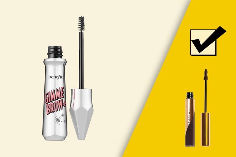 eyebrow make up cult following products