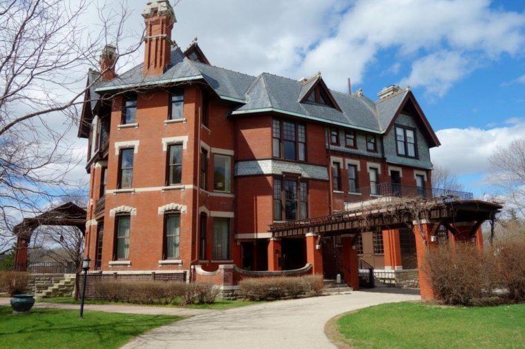 Iowa Brucemore mansion