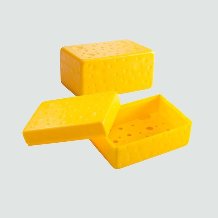 Cheese storage container