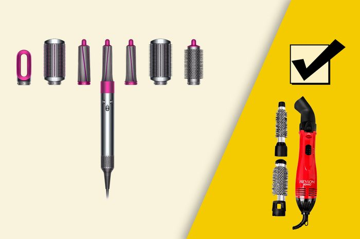 hair curler cult following products