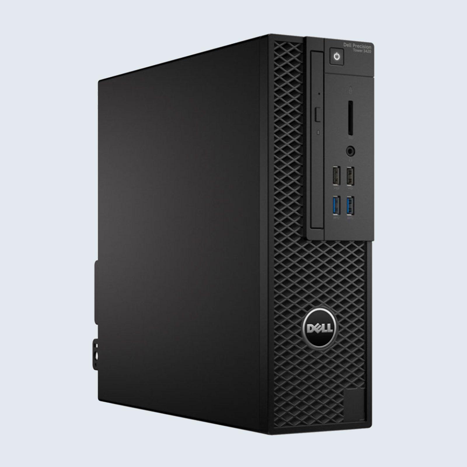 St. Patrick's Day Sales: Refurbished Dell Precision 3420 SFF