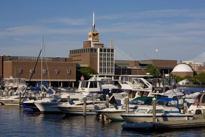 Exploring Boston's Historic Waterfront