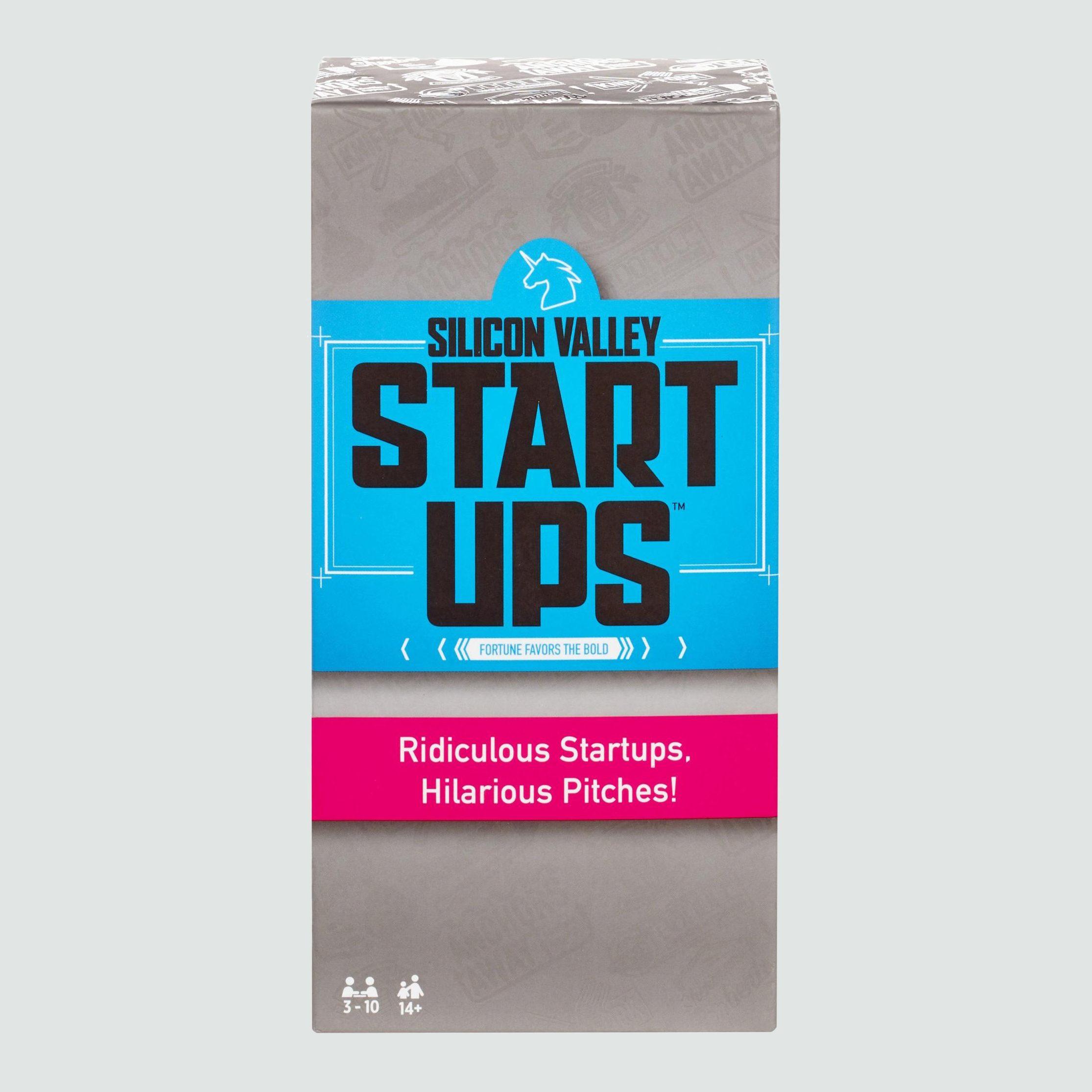start ups game