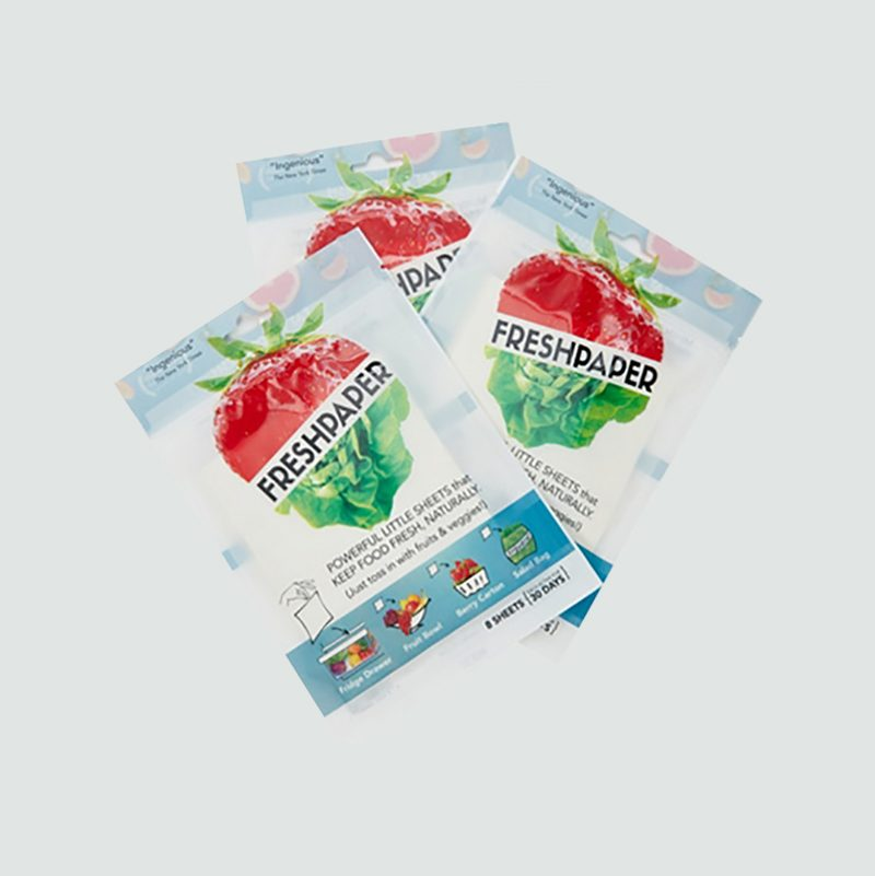 Produce sheet savers