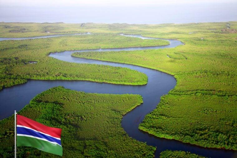 gambia environment
