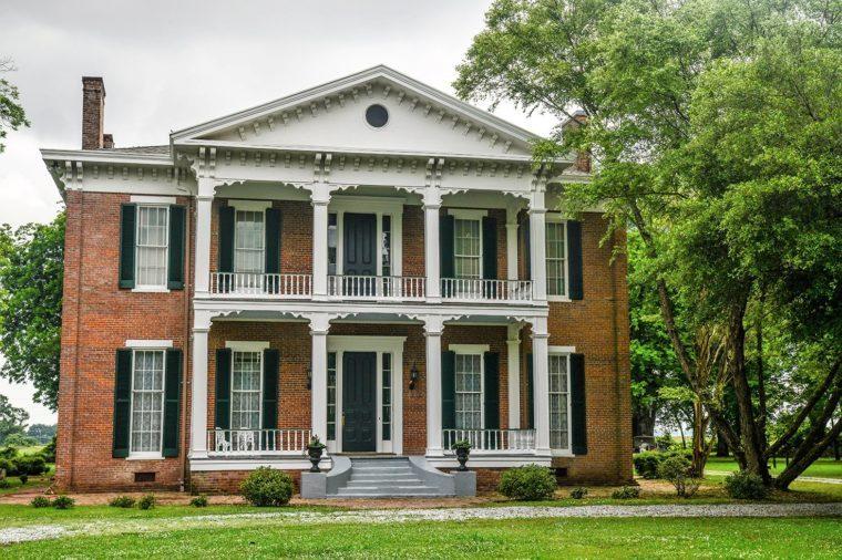 Mississippi: Belmont Plantation