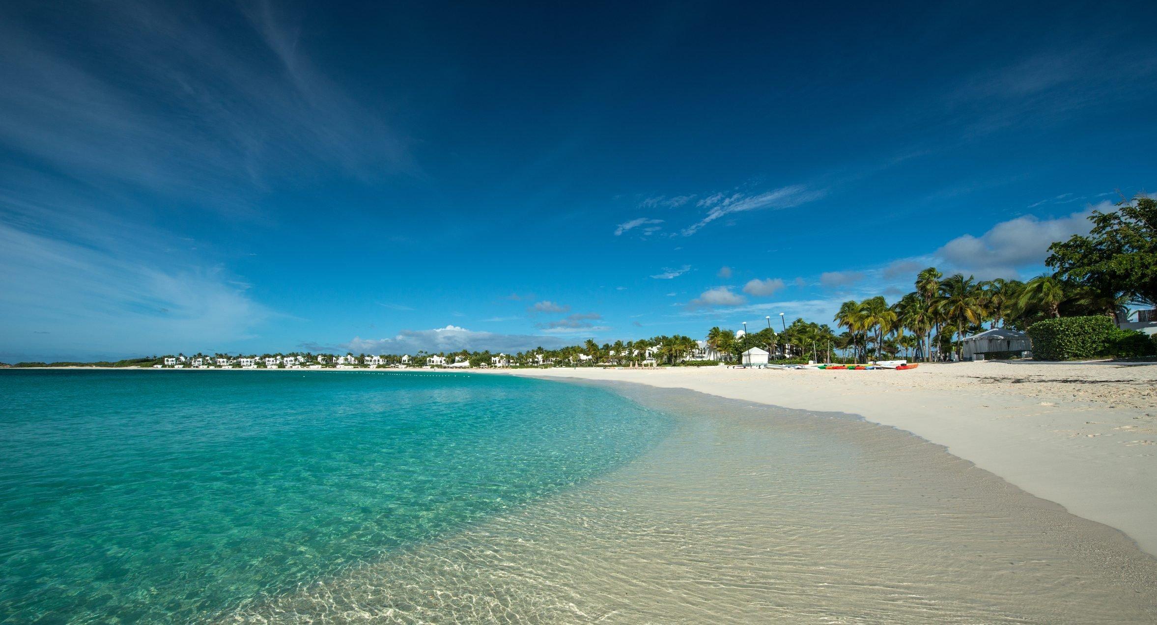 Maundays Bay, Anguilla, English West Indies