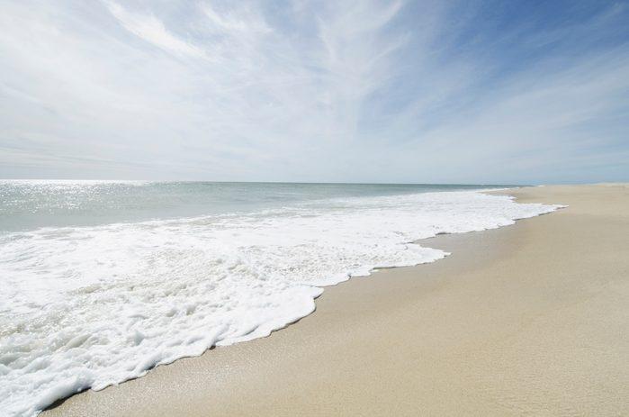 Seascape with Siasconset Beach