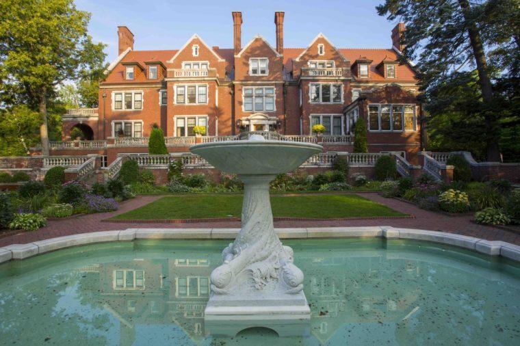 Minnesota: Glensheen Mansion