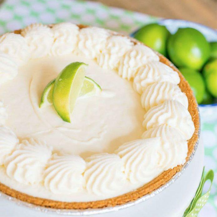Pie: Famous Key West Key Lime Pie