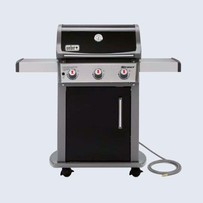 Grills: Webber Spirit E-315 Propane Gas Grill