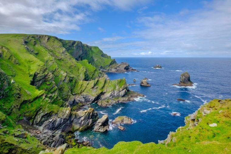 Shetland Islands, Scotland.