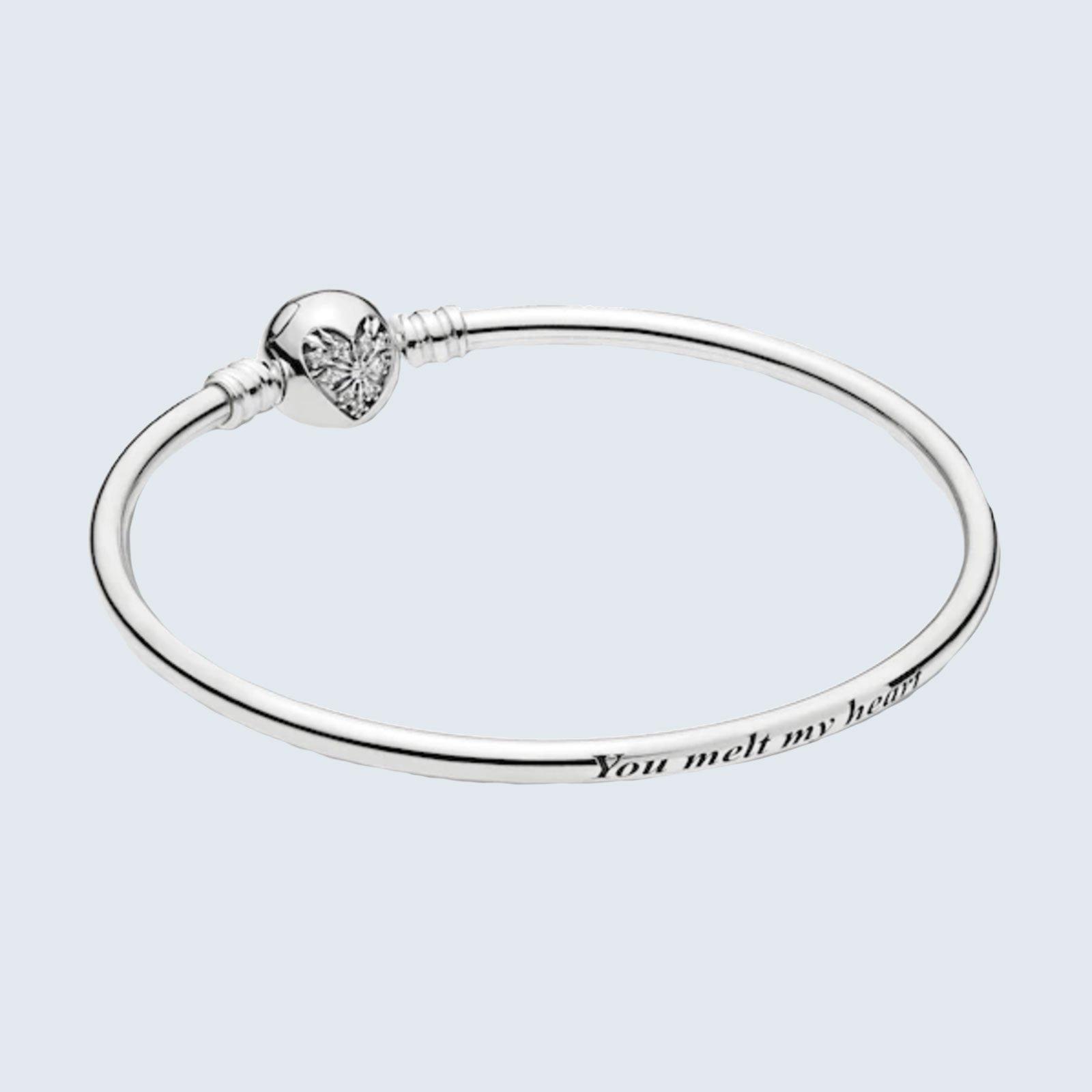 Jewelry: Pandora Heart of Winter Bracelet