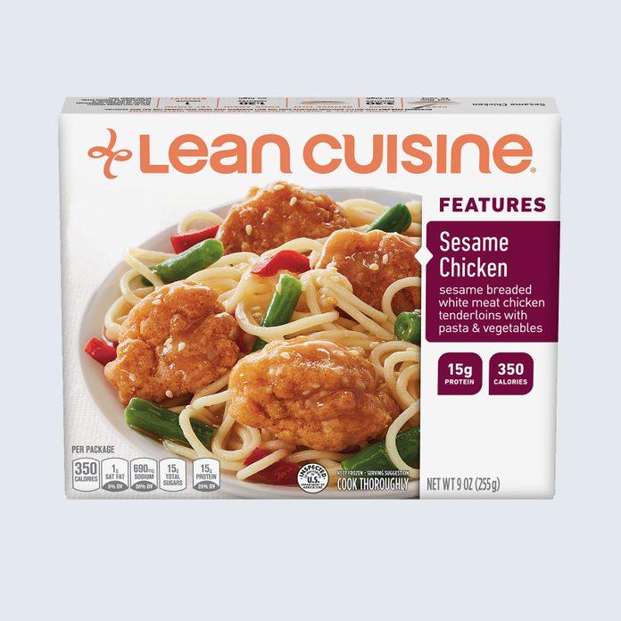 Frozen food: Lean Cuisine