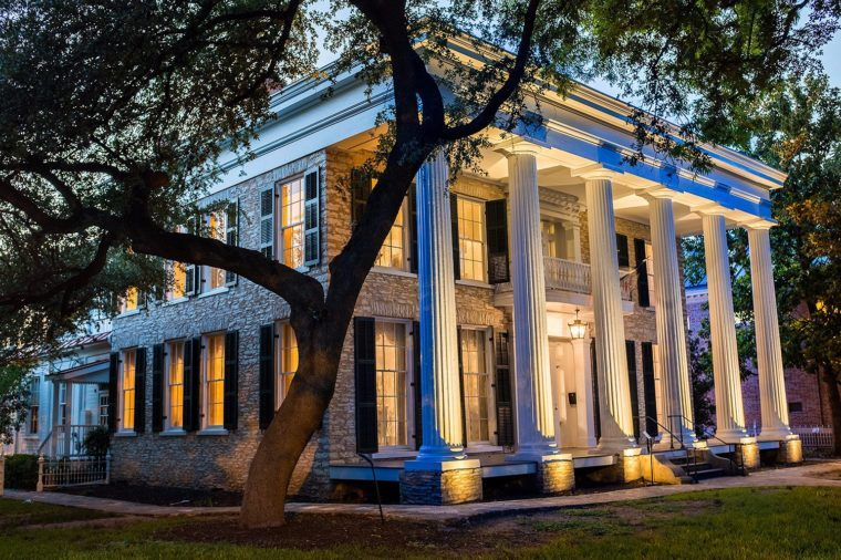 Texas: The Neill Cochran House