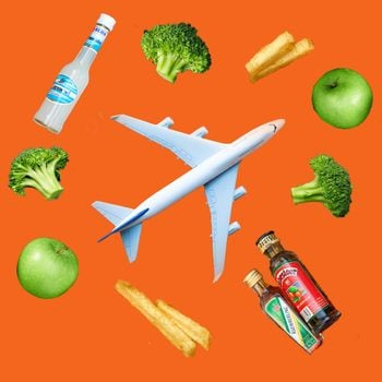 7 Foods You Should Avoid Before Flying