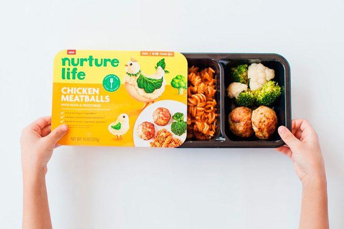 nurture life meal